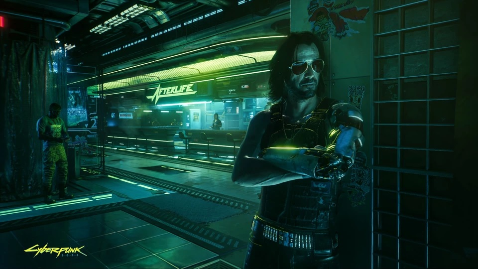 Turns out we will have to wait a while longer for first news on Cyberpunk 2077 story DLC