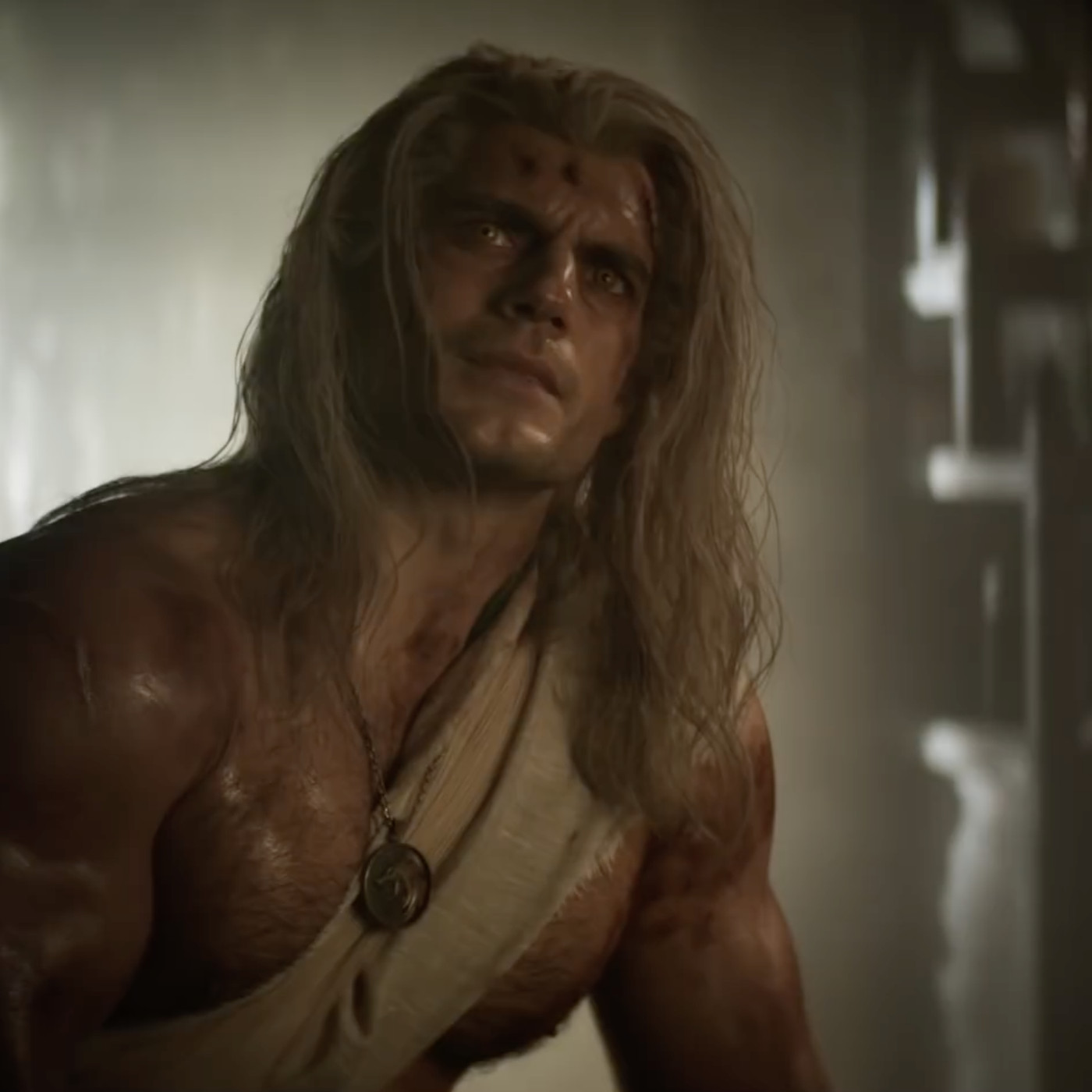 "It turns out that ""The Witcher"" is a show based on a video game. Heh"