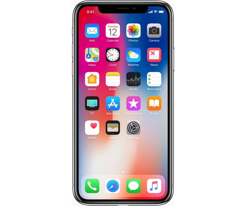 Apple fixes iPhone X's freezing display issue