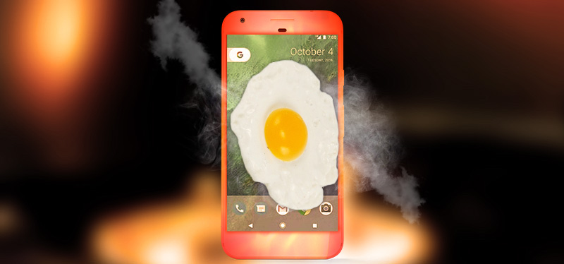 Overheating phone - why does it happen and what can you do about it