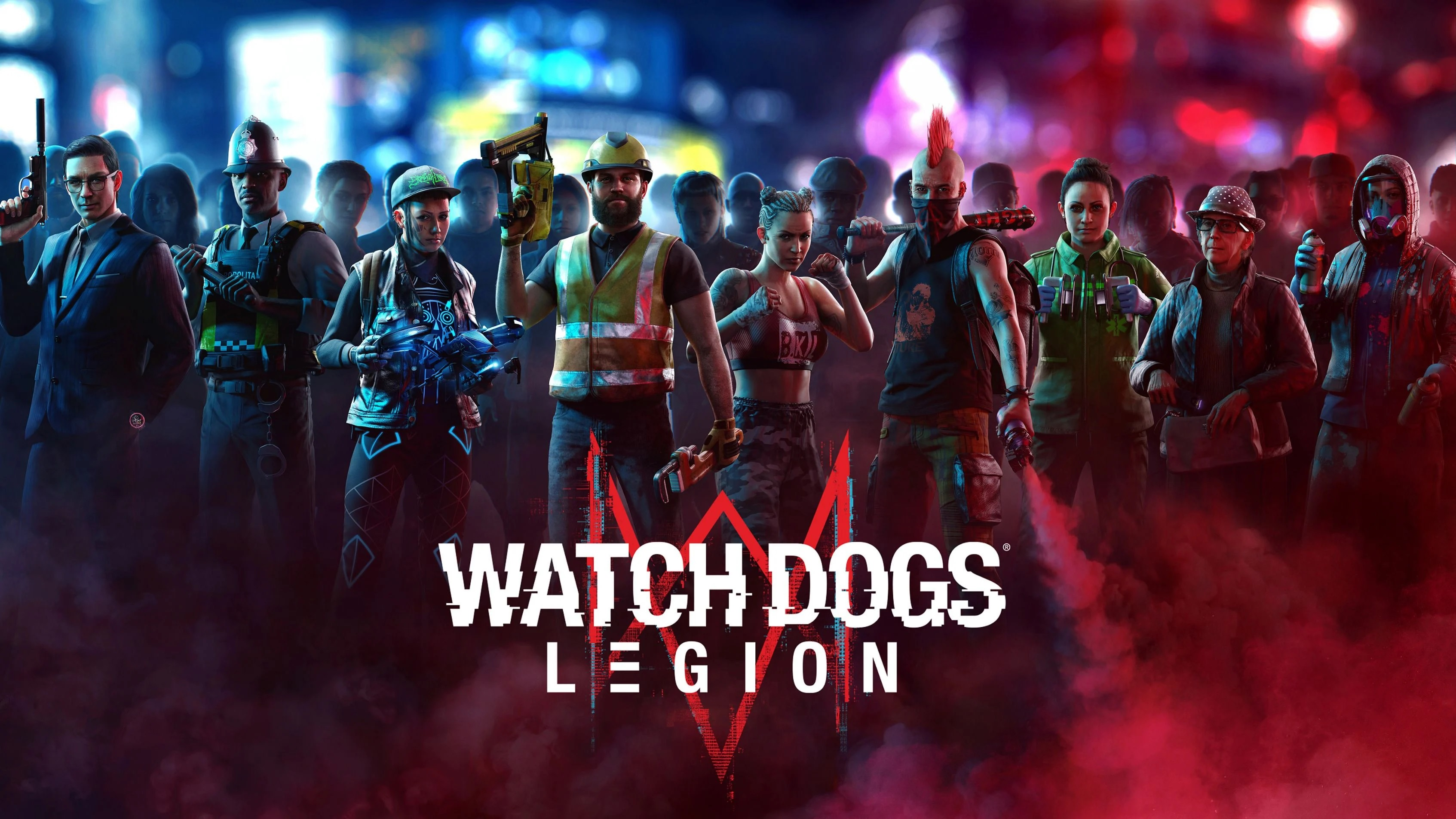 We now know the graphic requirements for Watch Dogs Legion