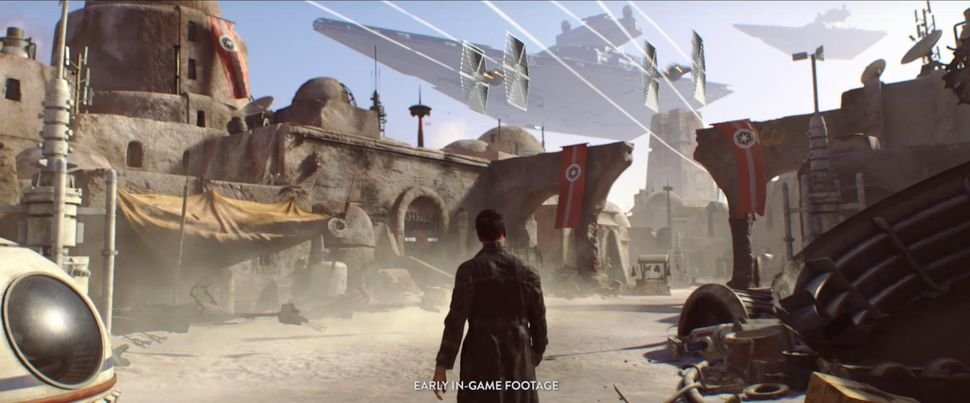 EA has officially cancelled the open-world Star Wars game