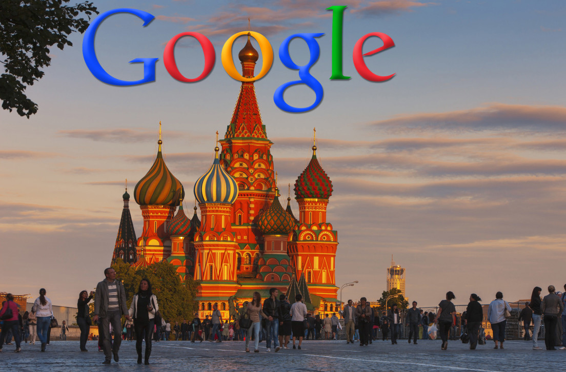 "Google ""punished"" by Russia for lack of censorship"