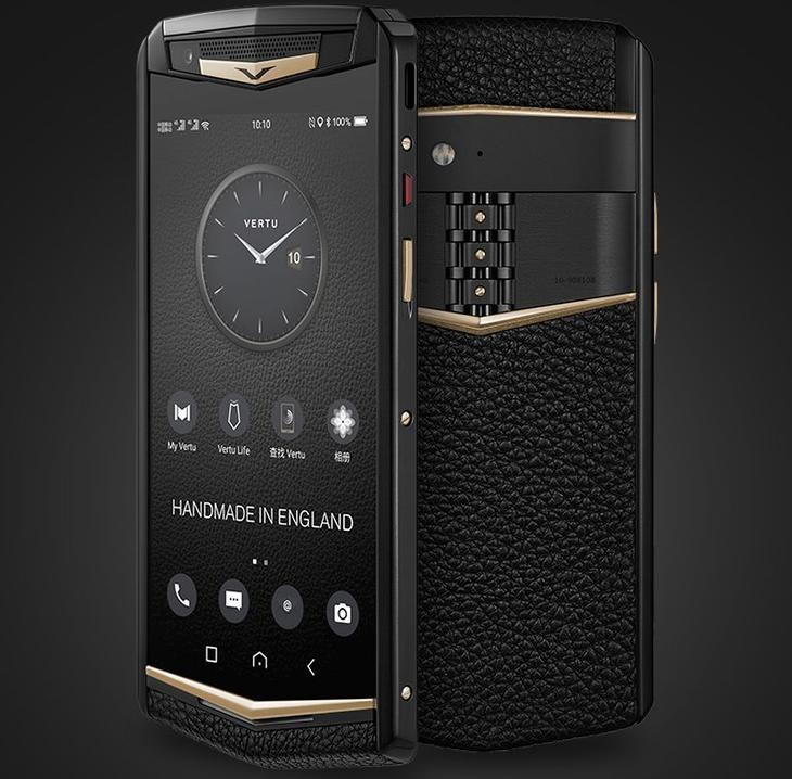 Vertu Aster P, the newest luxury phone with Android