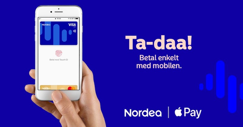 Apple Pay is out in Norway, supports Nordea and Santader