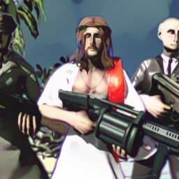Oh dear, they have made a game with Jesus and Hitler, oy wey, so much controversy