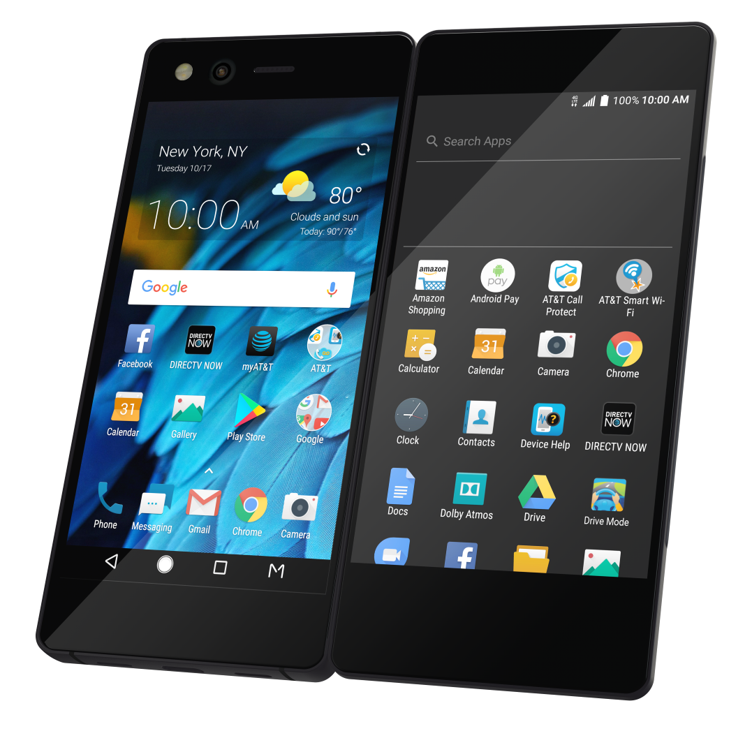 Axom M officially announced by ZTE