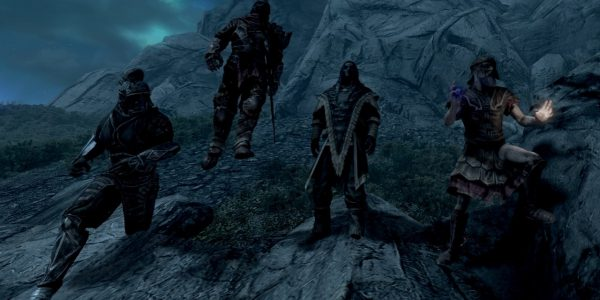 Skyrim multiplayer mod currently in beta
