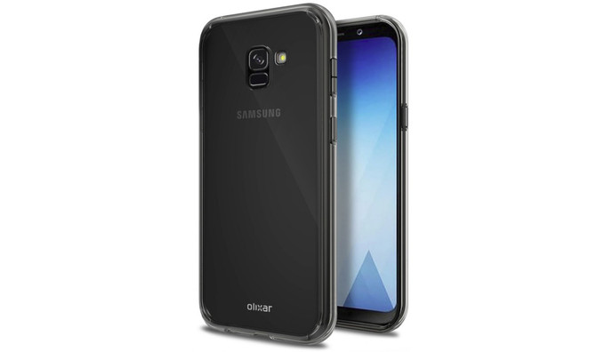 Samsung Galaxy A5 (2018) case renders revealed