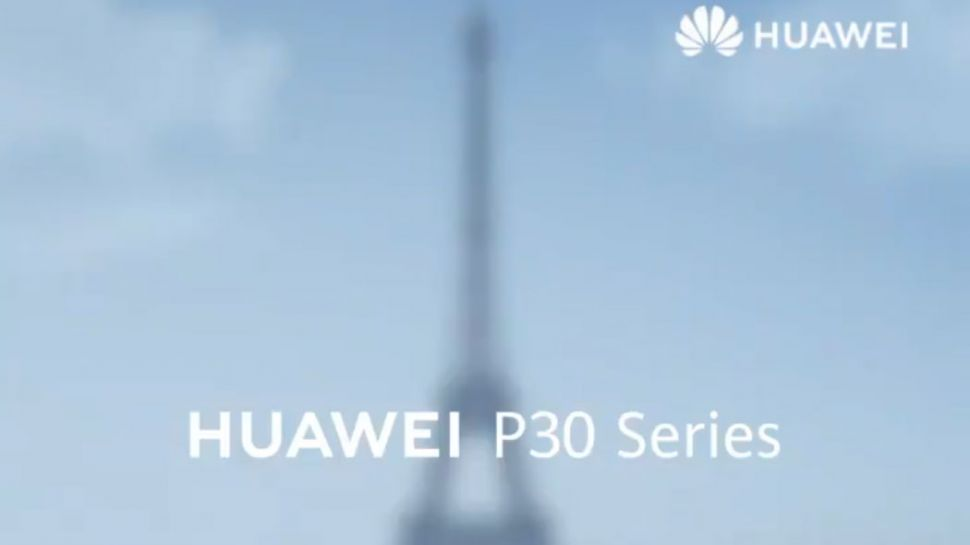 Launch date of Huawei P30 confirmed