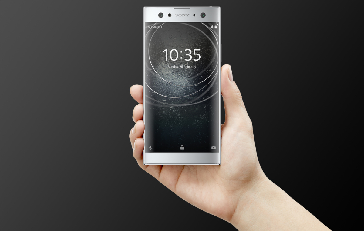 Sony Xperia L2 and XA2 series are getting a new update
