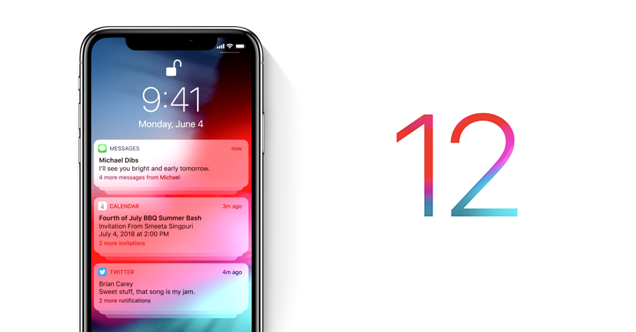 Old iPhones work faster with iOS 12