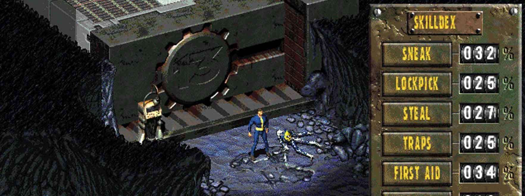 Fan of Fallout 1 managed to launch the game on a smartphone
