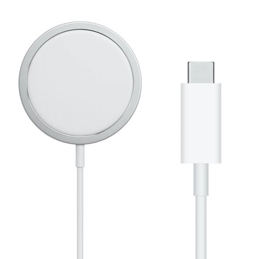 Apple is working on a magnetic charger for all iPhone 12 models.