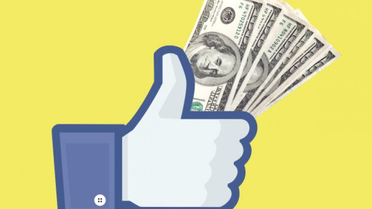 Jokes aside - paid Facebook arrives