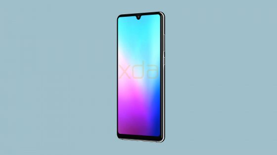 New render of Huawei Mate 20 Pro