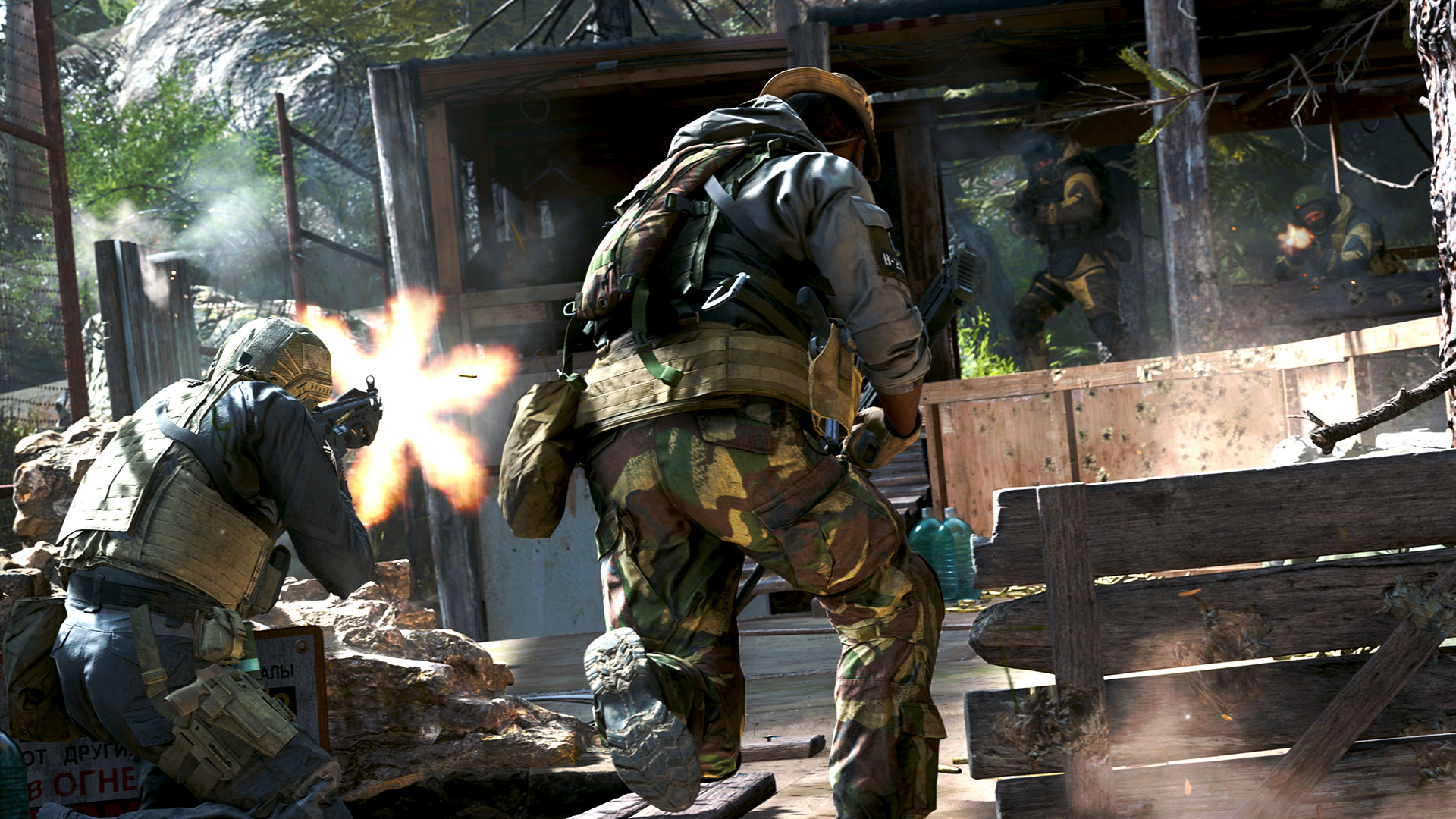 Creators of new Modern Warfare have come out about its new multiplayer mode, Gunfight
