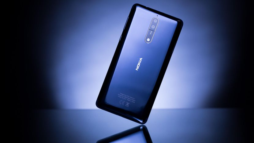 Custom variant of Nokia 8 may come out in the United States