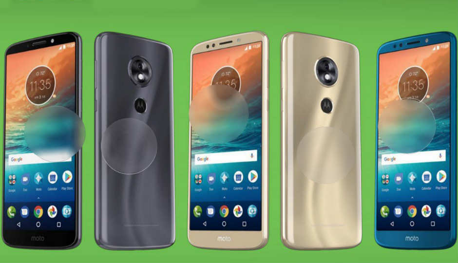 Three Moto G6 variants now have known codenames