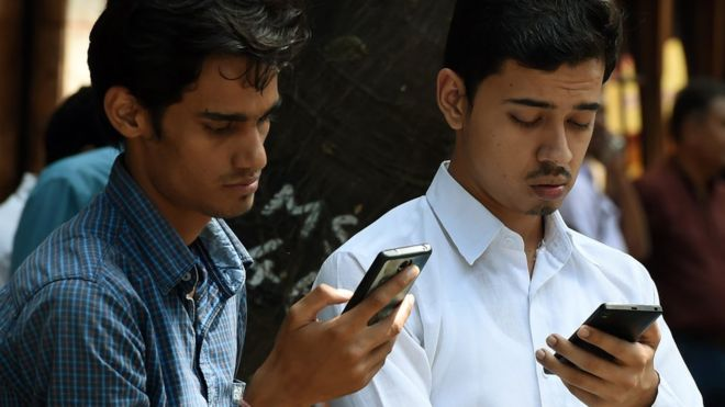Indian cellphone plans become more pricey. Up to 42% cost growth