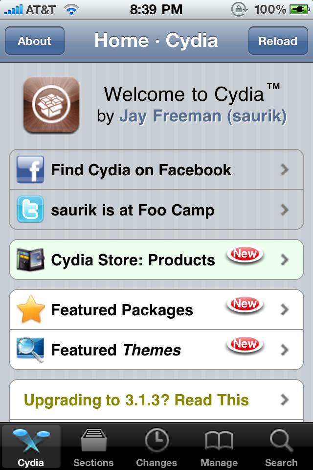Cydia Store closes down