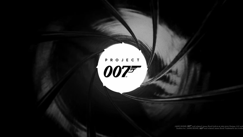 Project 007, a new James Bond game is in the works