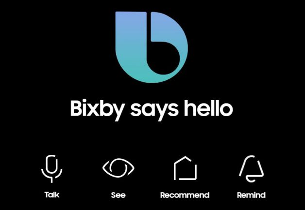 Samsung Bixby is out in Australia