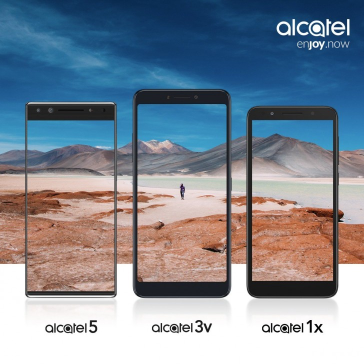 Alcatel will announce 3 new phones on February 24th