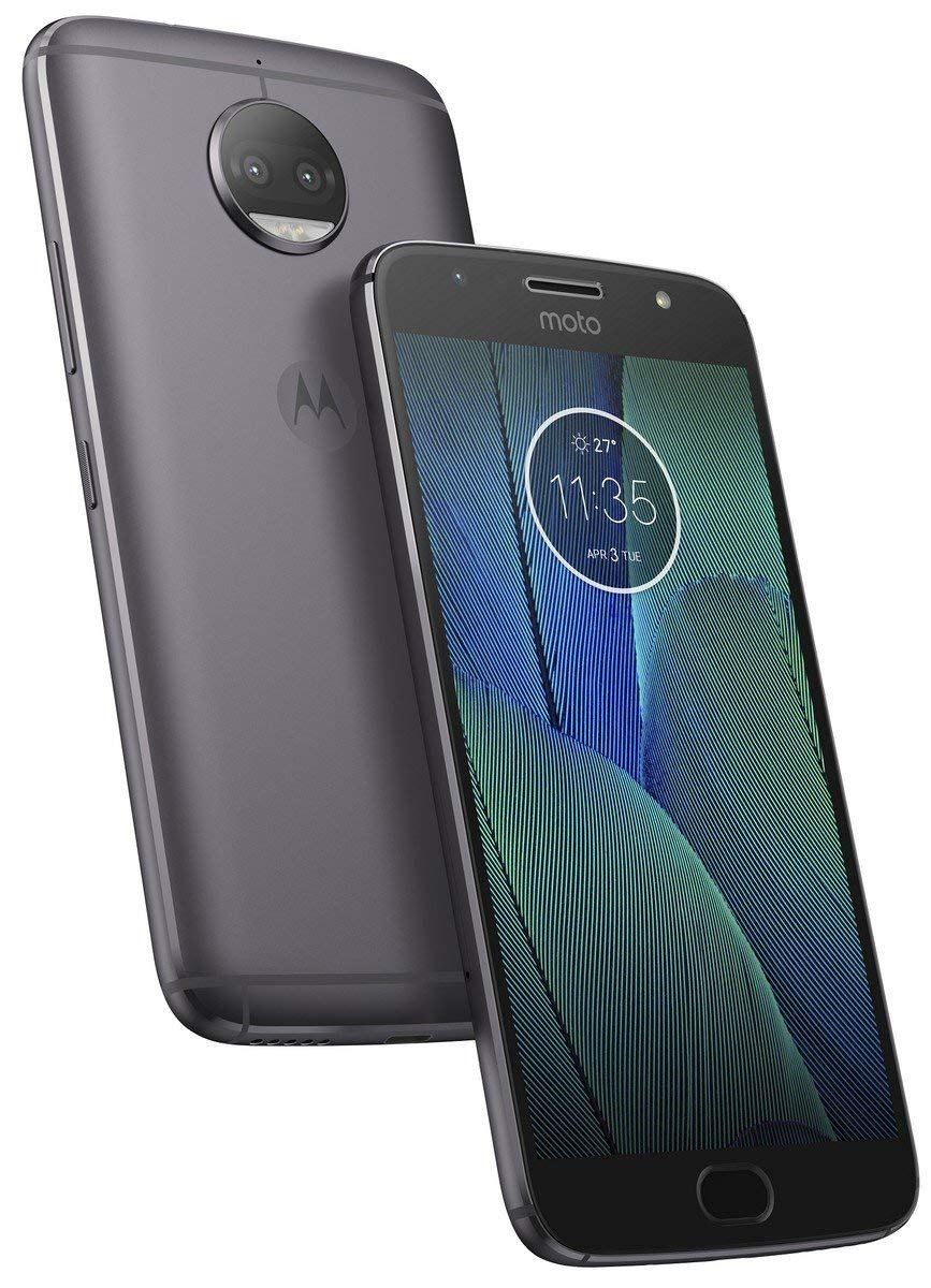 US release of Moto G5S Plus is getting an OS update to Android 8.1 Oreo