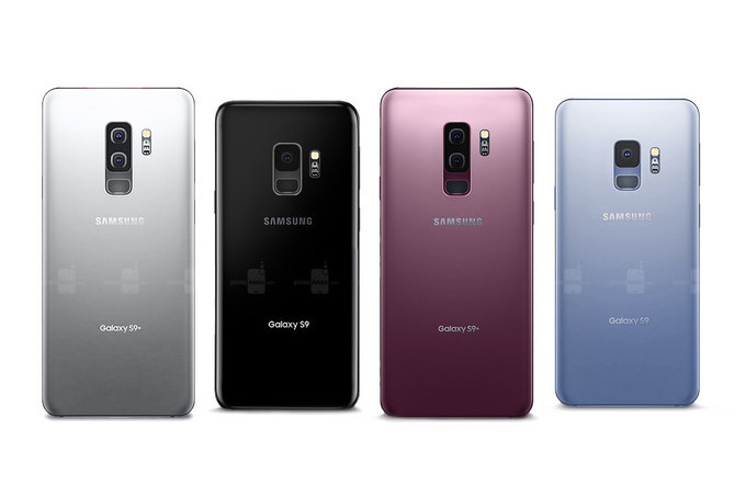 Galaxy S9 preview