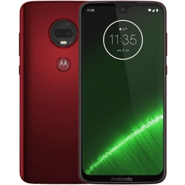 Moto G7 Plus is getting Android 10 update