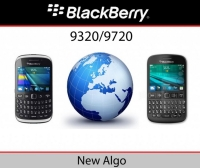Déverrouiller le code Blackberry 9320 9720 New Algo