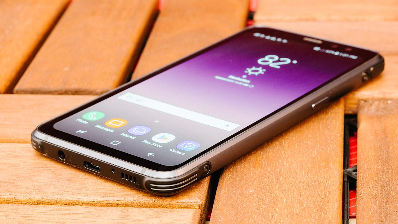 Samsung Galaxy S8 from Verizon gets July 2018 security patch