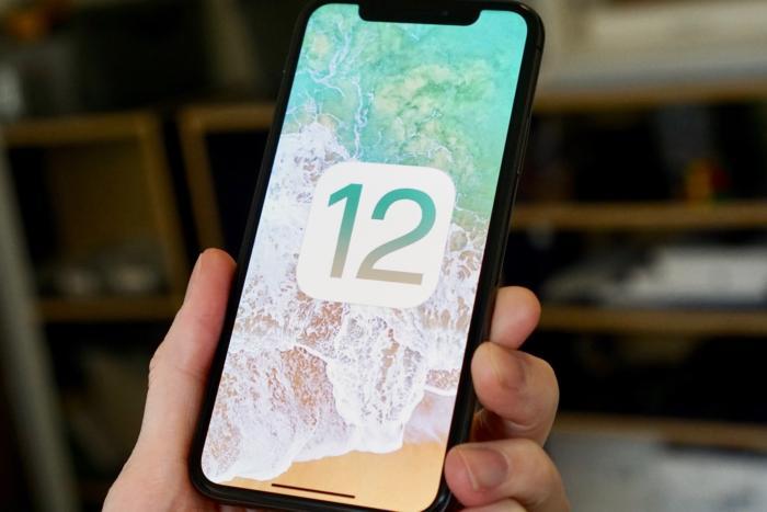 iOS 12.1.3. Newest iOS update