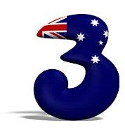 Déblocage permanent des iPhone bloqué sur le réseau 3 Hutchison Australie