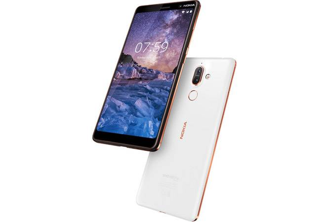 Nokia 7.1 Plus render and reveal date