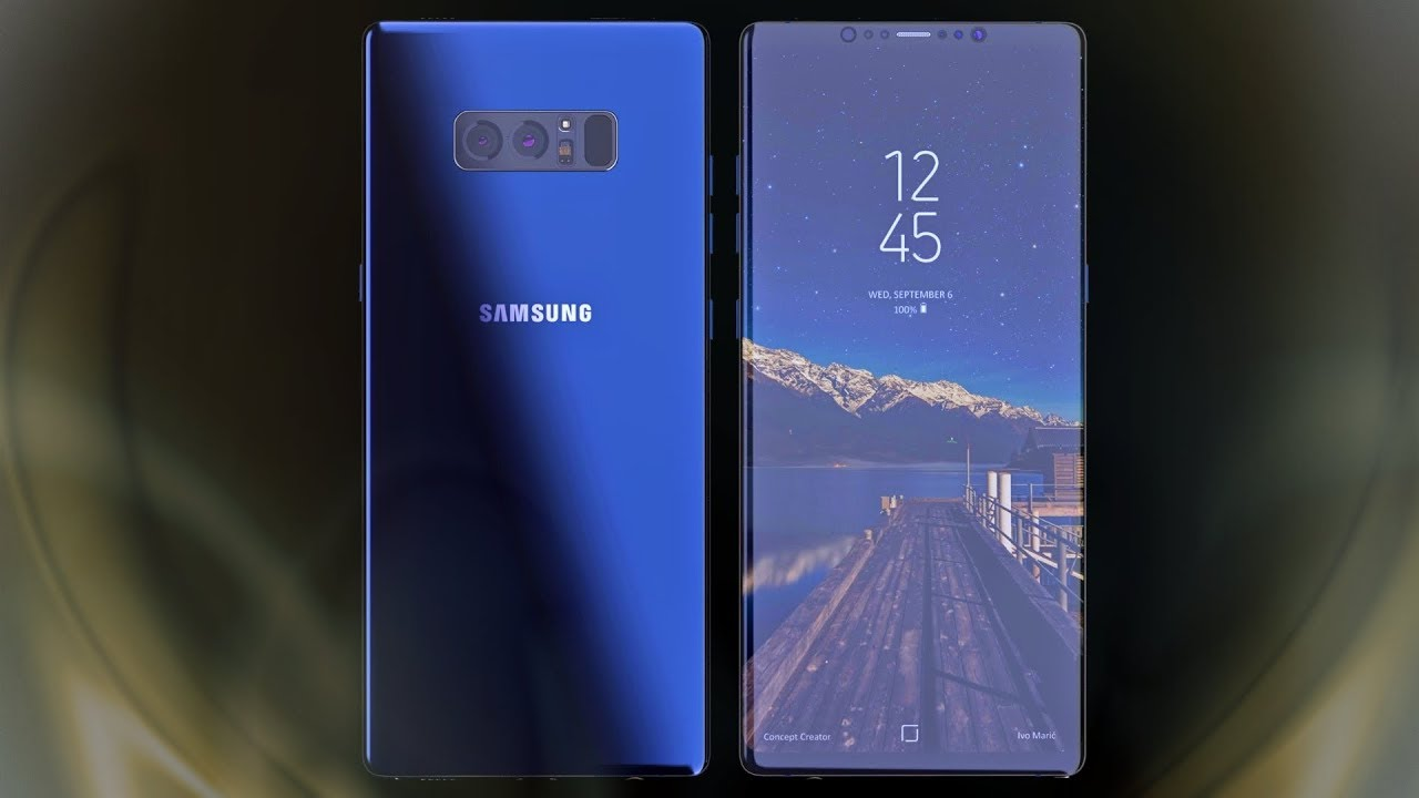 Galaxy Note 8 receives its October security update
