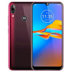 Codes de déverrouillage, débloquer Motorola Moto E6 Plus