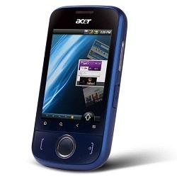 Déverrouiller par code votre mobile Acer beTouch E110