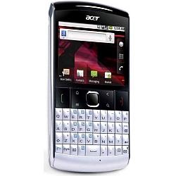 Déverrouiller par code votre mobile Acer beTouch E210