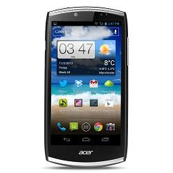 Déverrouiller par code votre mobile Acer CloudMobile S500