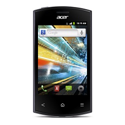 Déverrouiller par code votre mobile Acer Liquid Express E320