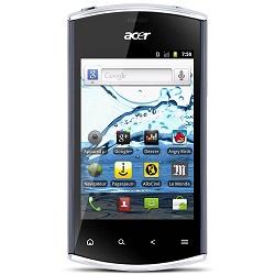 Déverrouiller par code votre mobile Acer Liquid mini E310