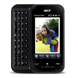 Déverrouiller par code votre mobile Acer neoTouch P300