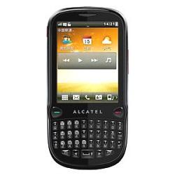 Déverrouiller par code votre mobile Alcatel OT 807