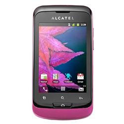 Déverrouiller par code votre mobile Alcatel OT 918