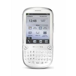 Déverrouiller par code votre mobile Alcatel OT 807D
