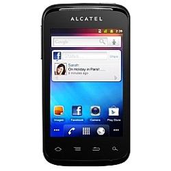 Déverrouiller par code votre mobile Alcatel OT 983