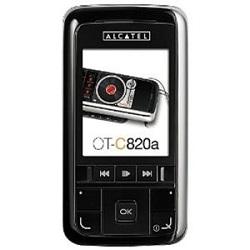 Déverrouiller par code votre mobile Alcatel OT C820