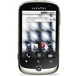 Déverrouiller par code votre mobile Alcatel OT 990 CHROME
